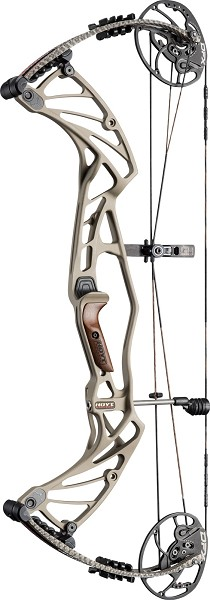 Hoyt Carbon Spyder 30 Black Rh Benson Archery