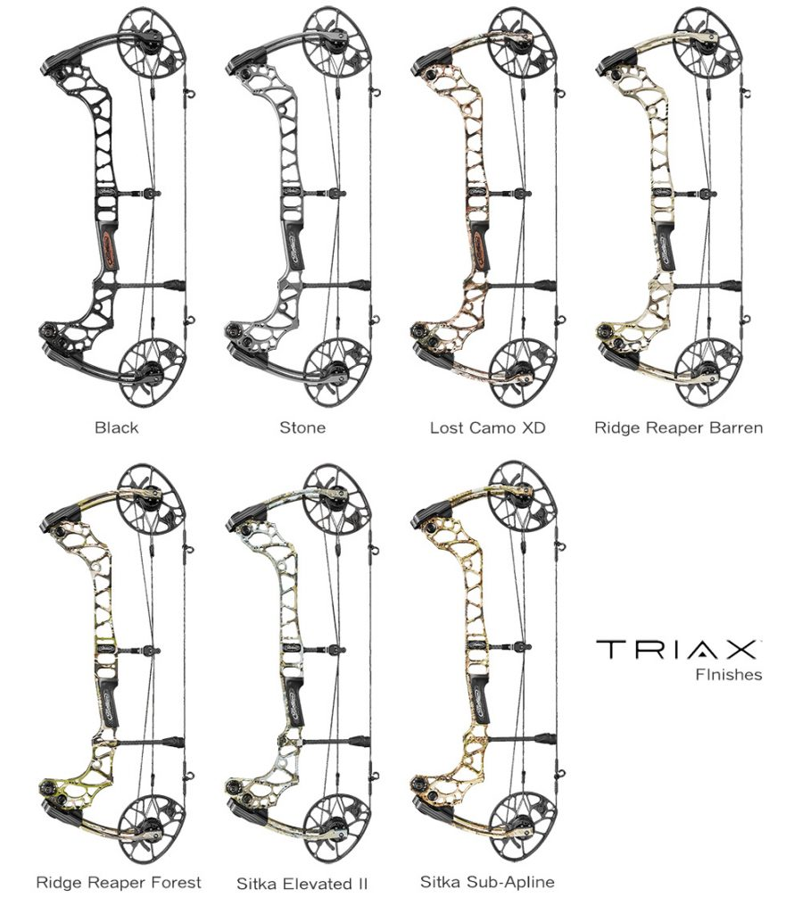 Mathews Triax Benson_Archery